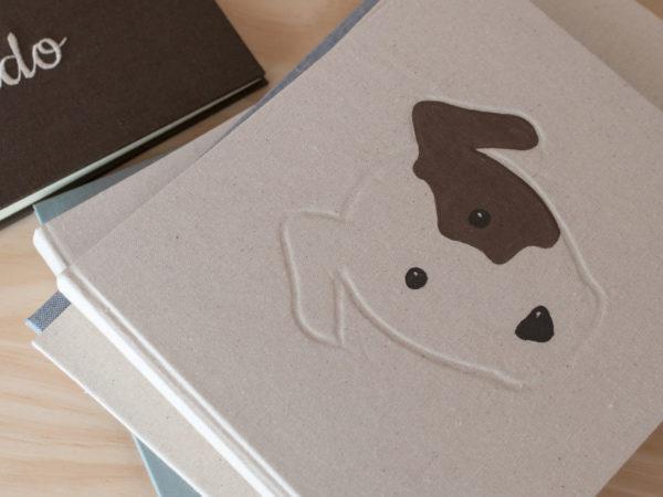 Álbum de fotos para mascotas