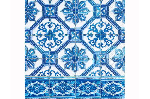 Servilleta Azulejo
