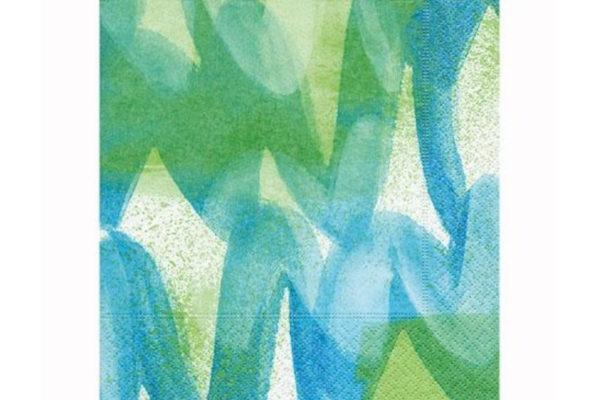 Servilleta abstracto