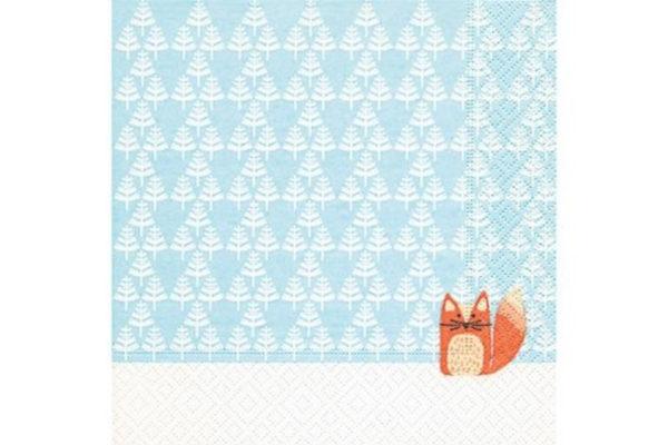 Servilleta Fox